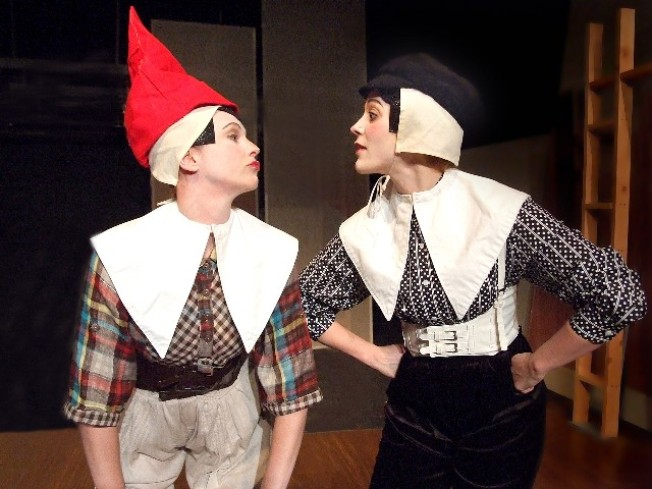 "Deaf West Theatre Presents ""Pinocchio"""