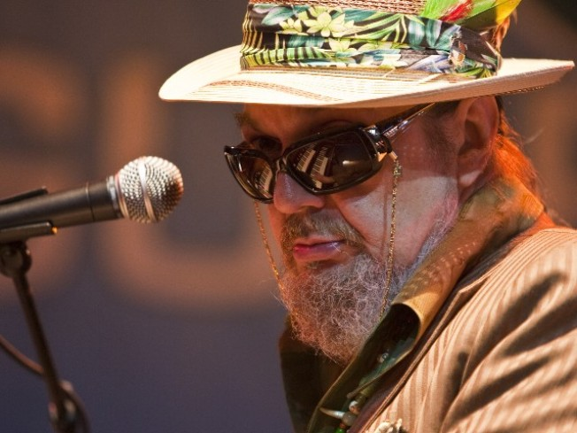 Dr. John Plays Final Twilight Dance Night