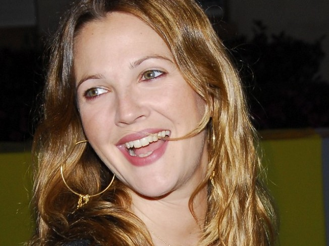 Drew Barrymore + You + Pajamas + Movies