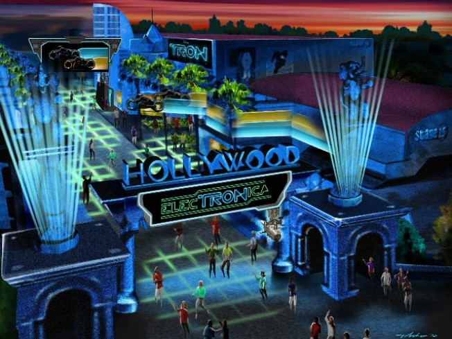 ElecTRONica Debuts at California Adventure