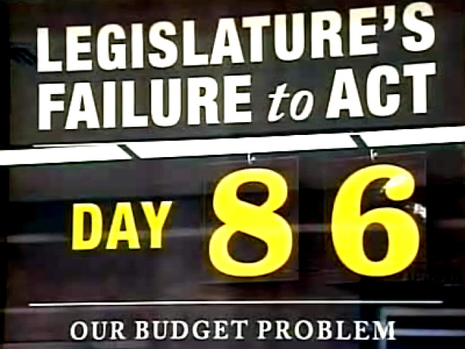 State Budget Deadline Passes, Consequences Ensue