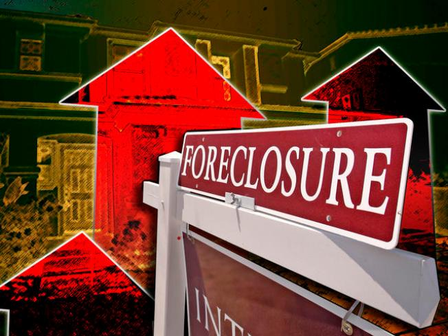 Home Foreclosures Drop in Riverside County