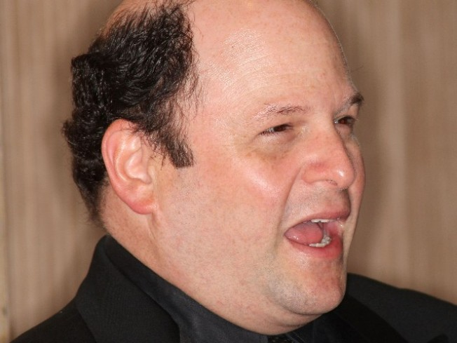 Jason Alexander Makes Amour