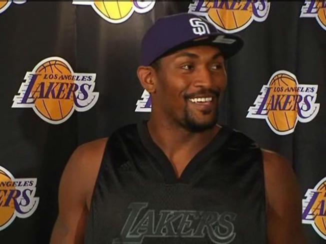 Ron Artest's Open Letter To Tiger Woods