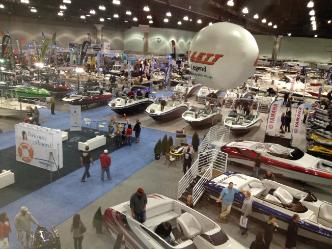 Los Angeles Boat Show: Fun for the Whole Family