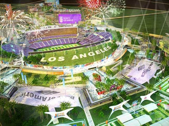 Los Angeles, Are You Ready For Some NFL Football?