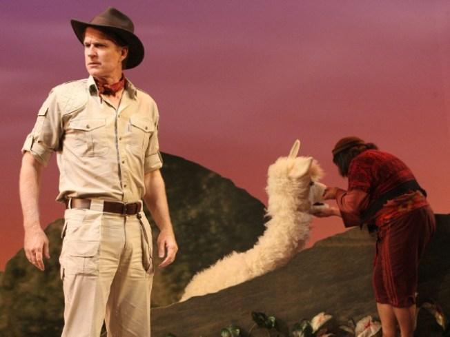 Alpaca (and Career) Saving with Matthew Modine