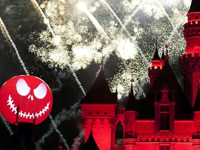 Mickey's Halloween Party Opens
