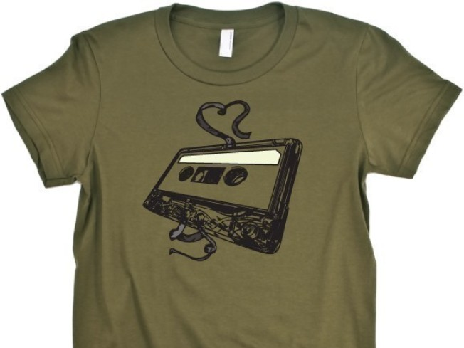 The '80s Mixtape Tee