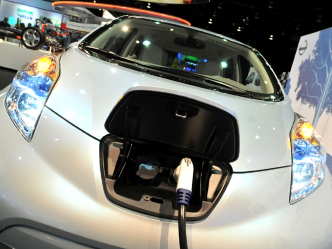 Not Enough Green for Electric Car Buyers