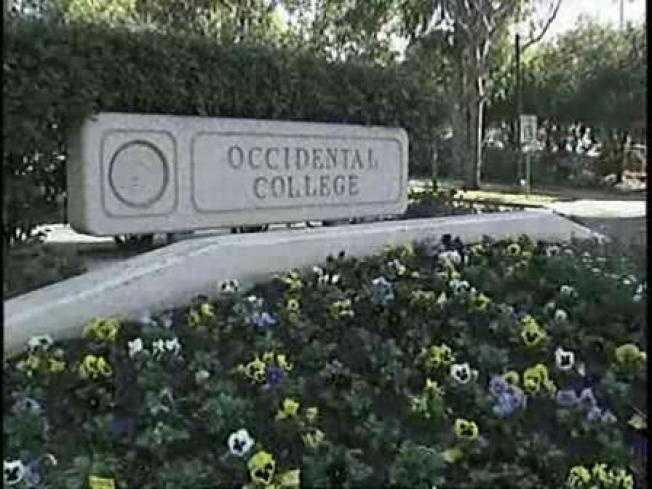 Sexual Assault Reported Near Occidental College