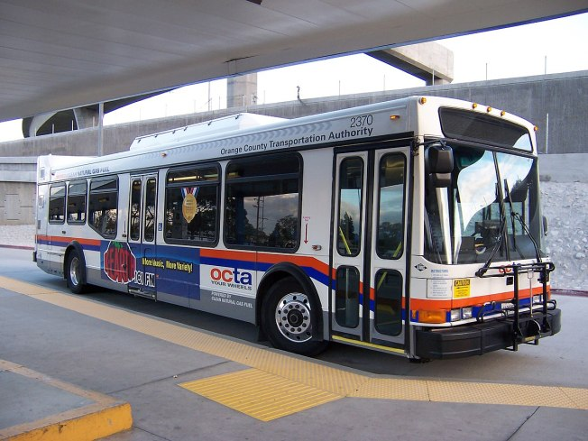 Orange County Transportation Authority Launches New Shuttle Service