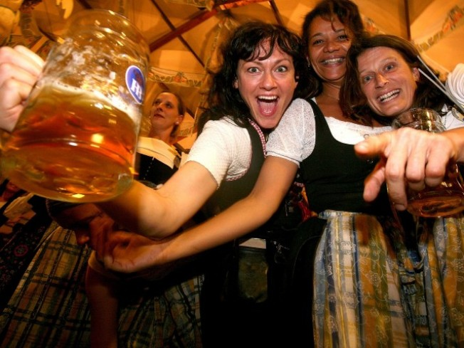 Worth the Drive: Oktoberfest Opens