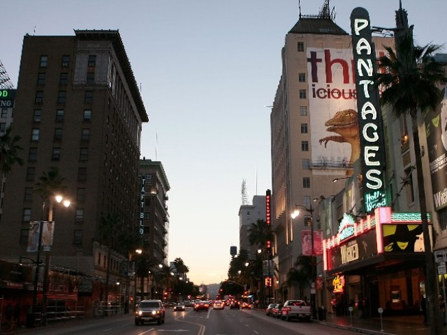 A Rare Peek Inside the Pantages