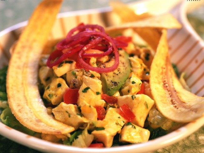 Eat This: Peruvian Ceviche