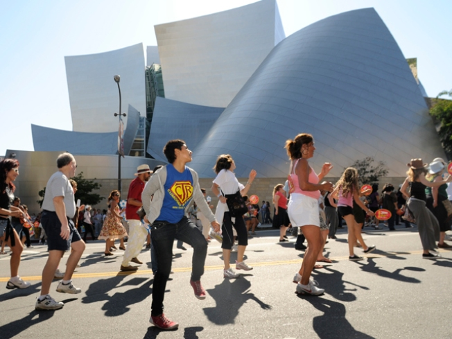 Dance Party Flash Mob to Hit Downtown on Saturday