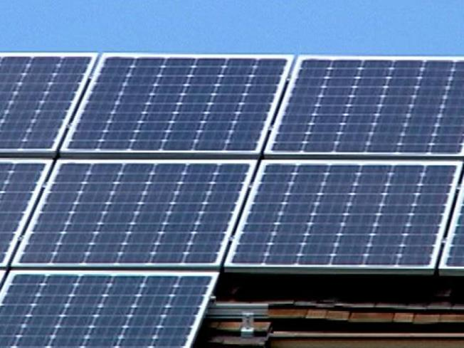 Power Struggle Over Solar Panel Project
