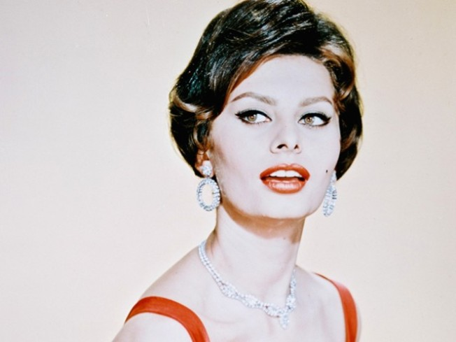 Sophia Loren in Person