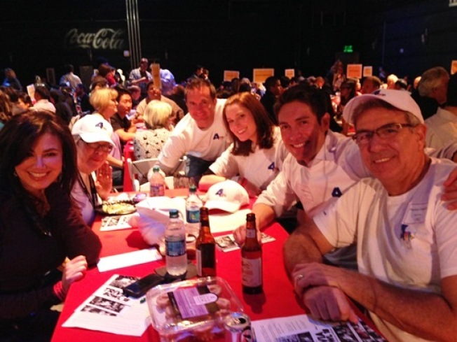 Team NBC4 Participates at the Asian American Journalist Association's Trivia Bowl Competition