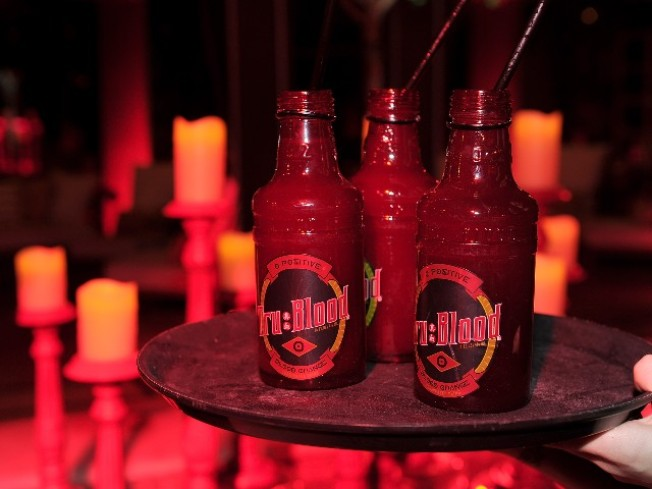 "Tru Blood Flows at ""True Blood""-Inspired Bash"