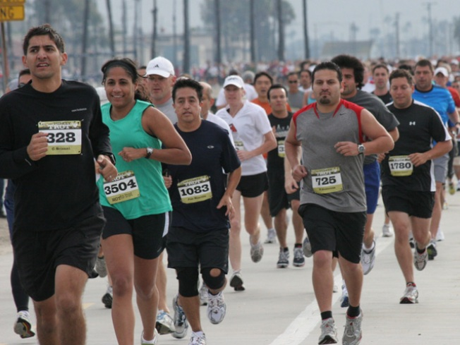 Get Ready for Turkey Day: Run a 5K