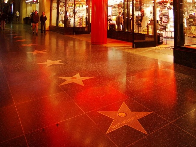 LA Times Launches Walk of Fame App