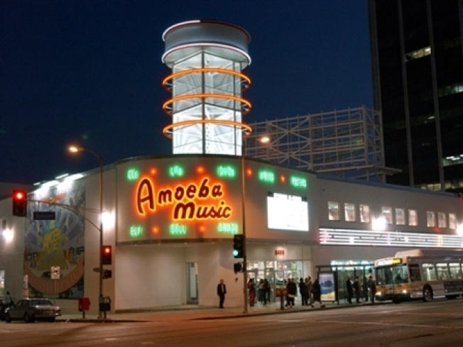 Amoeba Music Hosts Holiday Auction To Benefit Charity