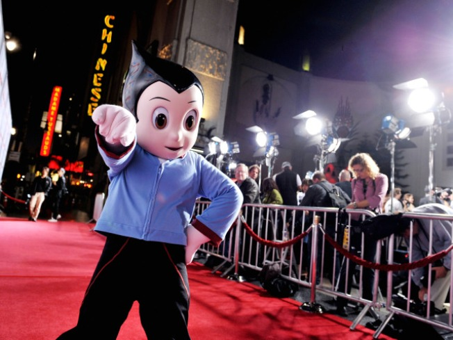 """Astro Boy"" a Wild and Wonderful Robot Rumpus"