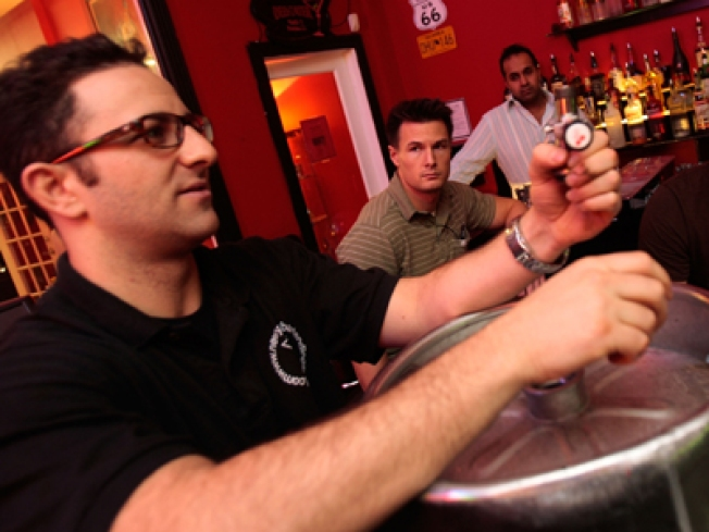 Keg-Tapping for First-Timers (or Food Snobs)