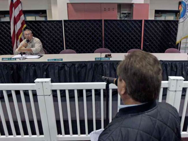 Bell Councilman Testifies at Preliminary
