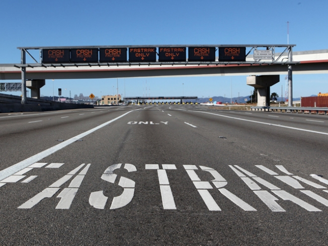 how to pay for fastrak los angeles
