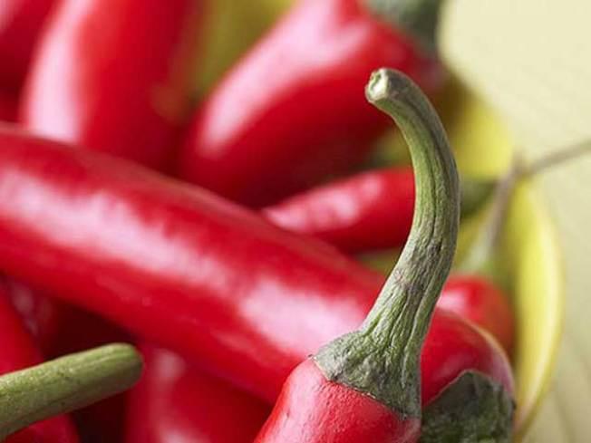 Chili Conditions in the Forecast on La Cienega