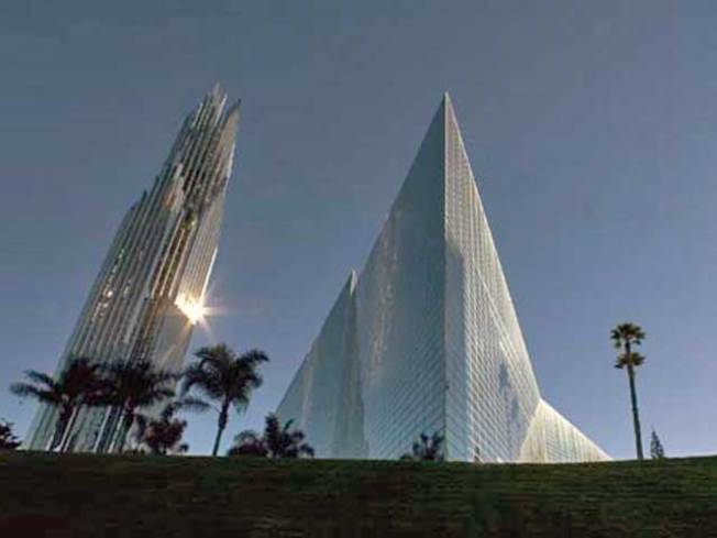 OC's Crystal Cathedral Renamed Christ Cathedral