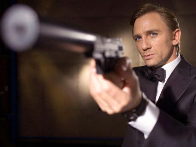 Next James Bond Film Scheduled For November 2012