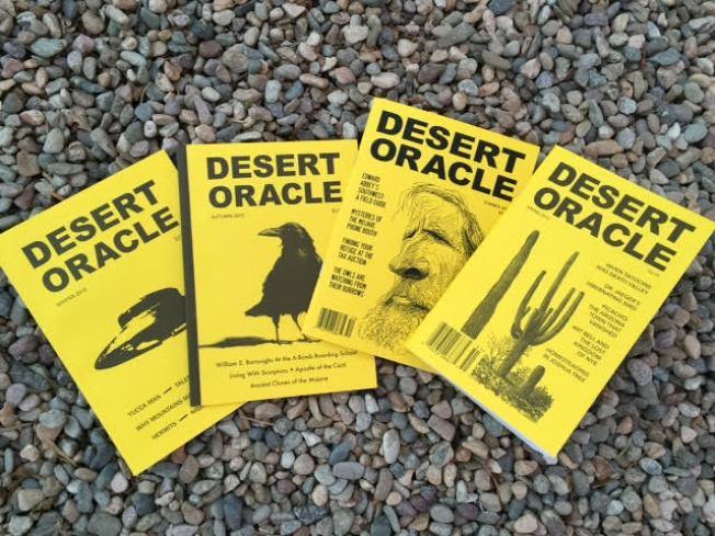 Desert Oracle: Love for Arid Expanses
