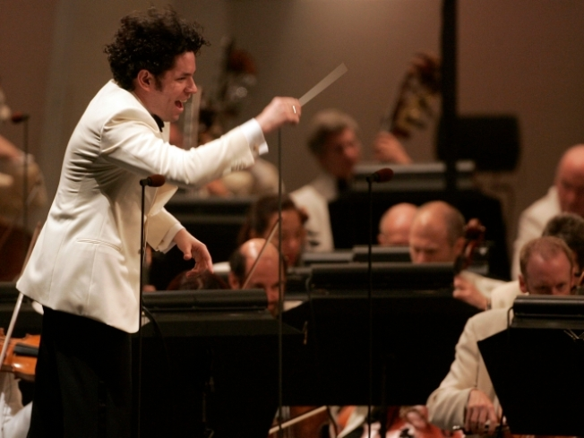 Gustavo Dudamel Down for the Count