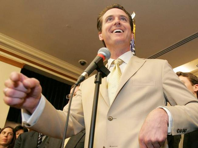 Will Newsom's Howard Dean Moment Be Downfall of Gay Marriage?