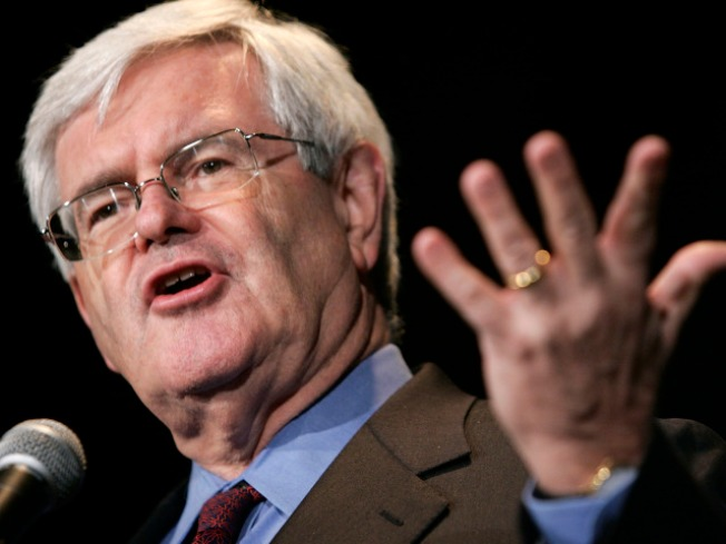 Newt Could Sink CA for GOP