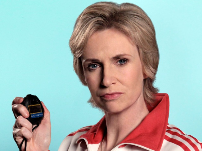 Jane Lynch x 2