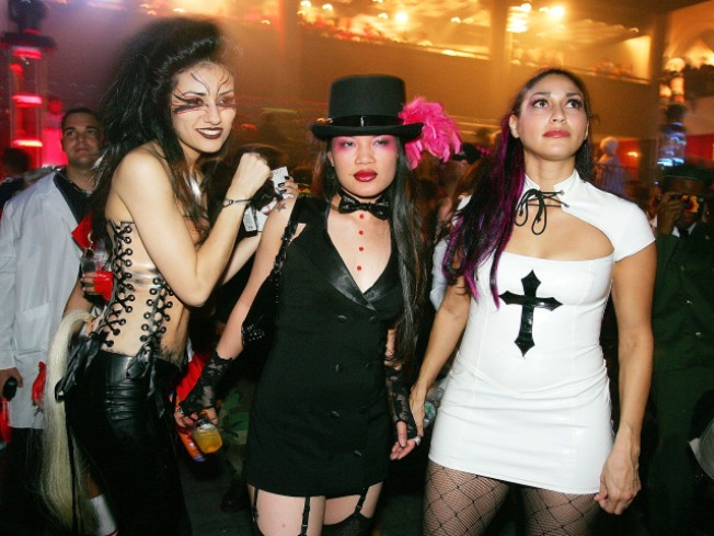 Partying adults drive Halloween industry