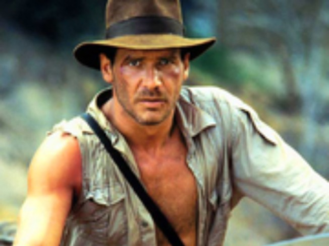 Indiana Jones No. 5 on the Way