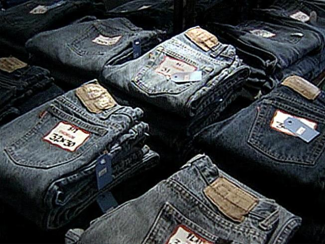 Anti-Piracy Operation Buckles Down on Jeans