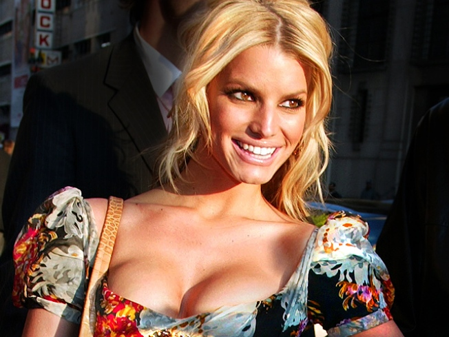 Jessica Simpson Travels To Africa For New Reality Show