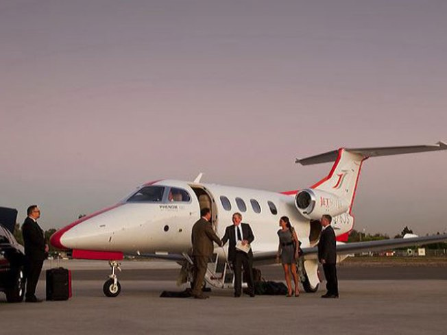 Charter Your Own Jet For the Price of Flying Coach