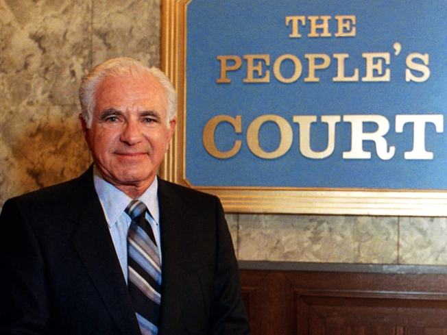 Judge Wapner Sentenced to Hollywood Walk of Fame
