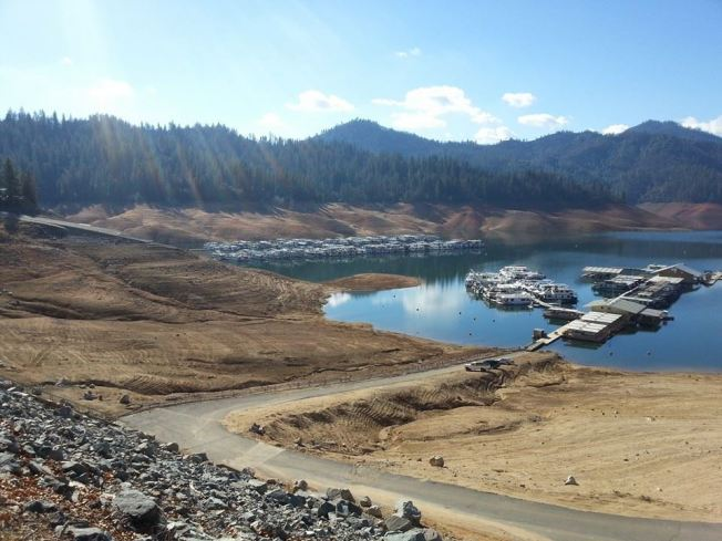 California Drought Linked to Climate Change, Greenhouse Gases: Stanford