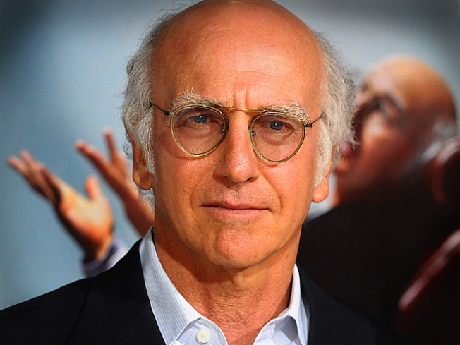 Larry David Gets Something For Nothing