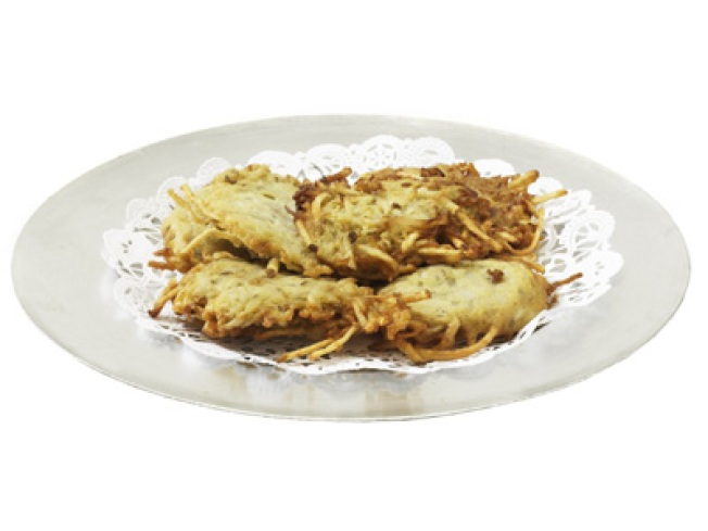 Eat This: Luscious Latkes