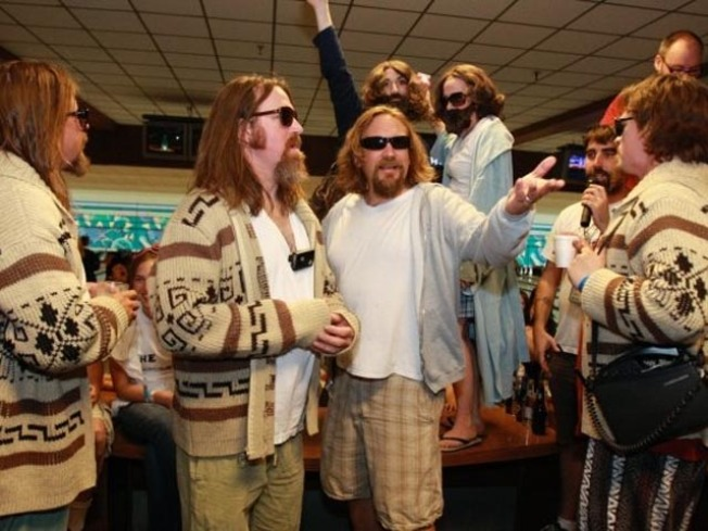 White Russian Up, SoCal: It's Lebowski Fest