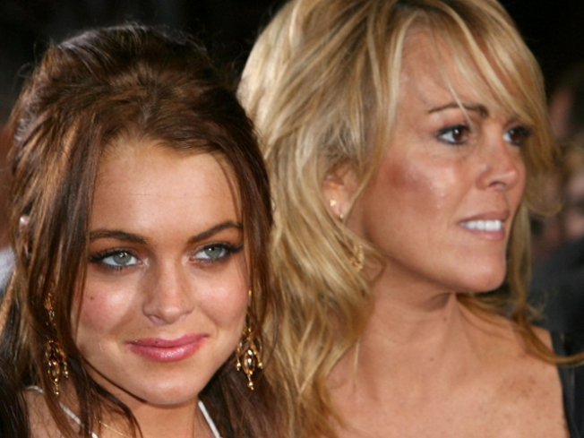 "Dina Lohan Opens Up On Lindsay's ""Lifelong Struggle"""